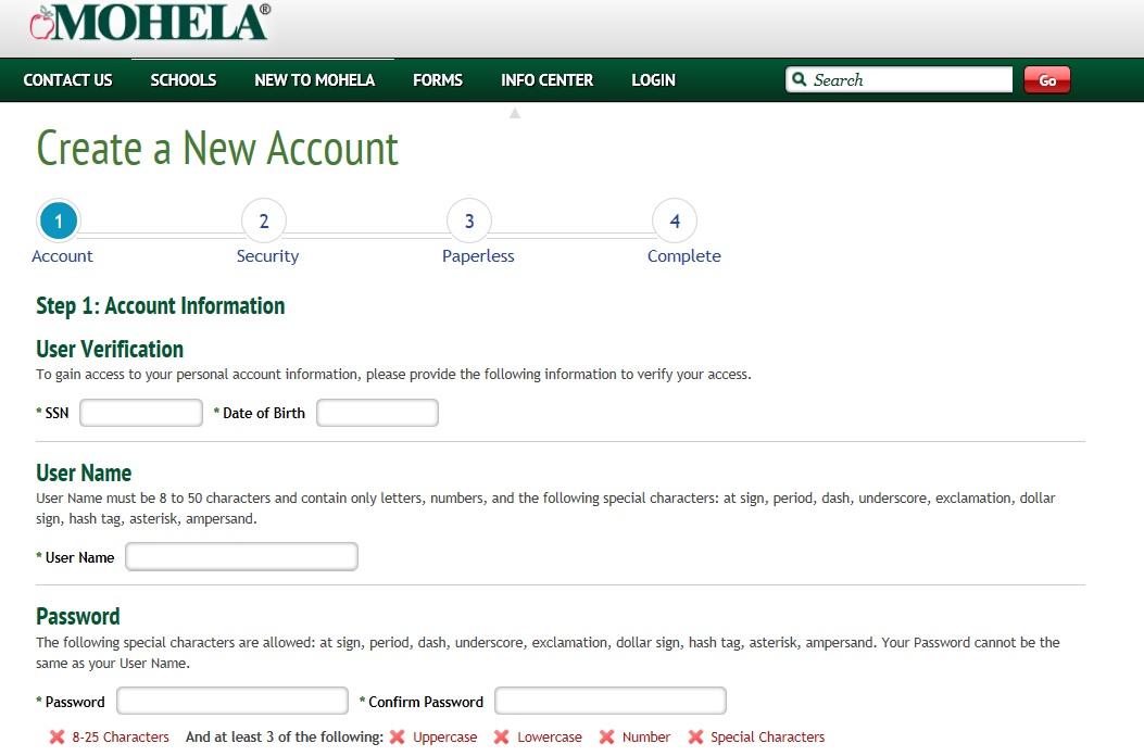 Mohela student loans