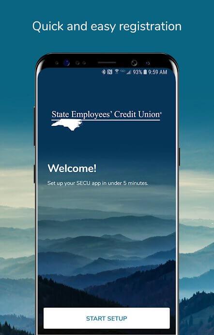 Ncsecu Mobile App